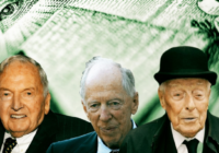 For 2017, the world's wealthiest families didn't report any financial decline. On the contrary!